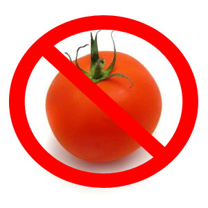 my incessant hate for all tomatoes Why a whole article on watering tomato plants because tomatoes are fussy about water, and watering tomatoes improperly can cause a host of problems, including early blight, blossom end rot, tomato leaf roll, or tomatoes that crack open.