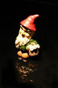 White Gnome
