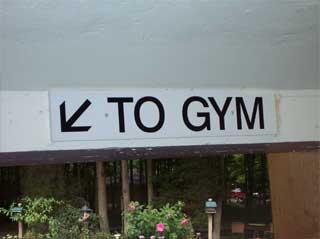 Gardening Gym