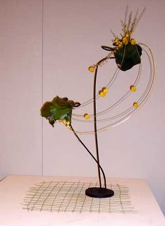 Iron Chef Flower Arrangement