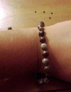 Job's Tears bracelet