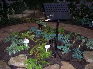 Garden Planted Instruments