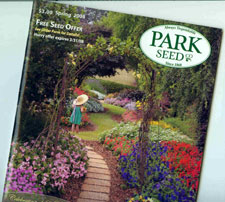 Park Seeds Catalog Cover